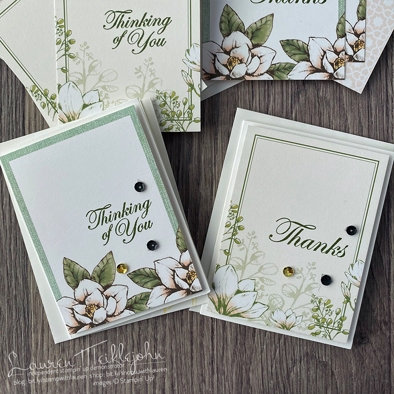 Magnolia Lane Small Memories & More Card Pack