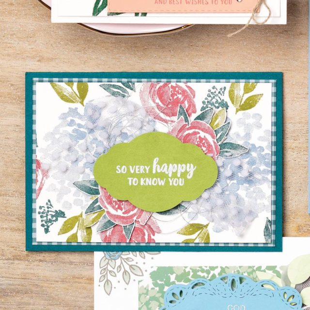 Stampin' Up! Annual Catalogue 2019-2020 Page 123 Featuring the Pretty Label Punch